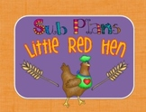Sub Plans - The Little Red Hen