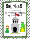 Sub Plans: The Princess and the Dragon