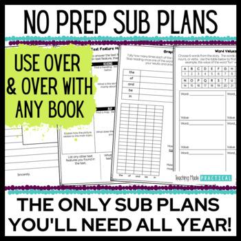 Reusable Emergency Sub Plans