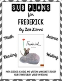 Sub Plans for Frederick by Leo Lionni
