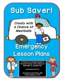 Sub Saver! - Emergency Sub Plans - Cloudy with a Chance of Meatballs