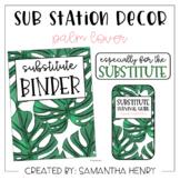Sub Station Decor - Palm Lover