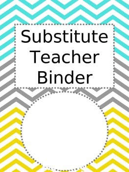Sub Tub! Completely customizable forms for your substitutes
