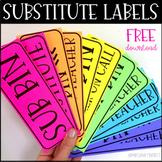 Sub Tub Labels