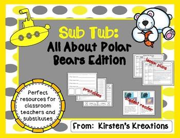 Sub Tub:  Polar Bear Edition