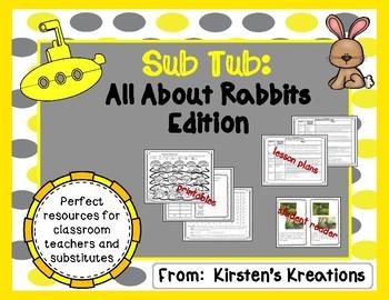 Sub Tub:  Rabbit Edition