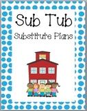 Sub Tub:  Substitute Binder Covers