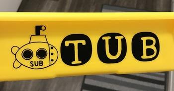 Sub Tub Vinyl Transfer