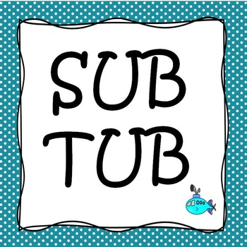 Sub Tub for substitute teachers