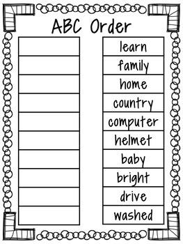 Sub Work Teacher Bundle