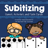 Subitizing {Games, Activities, and Flash Cards}