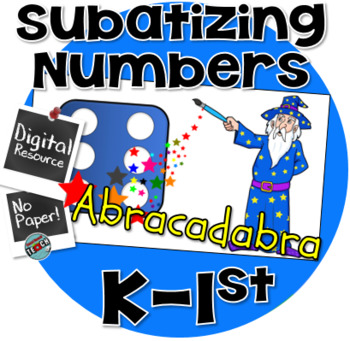 Subitizing - Knowing Numbers without Counting - PowerPoint Resource