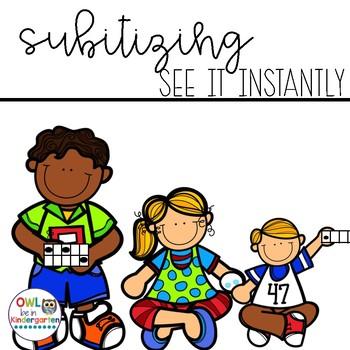 Subitizing: See it Instantly!