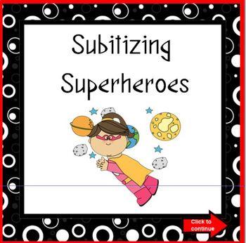Subatizing Superheroes