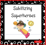 Subatizing Superheroes
