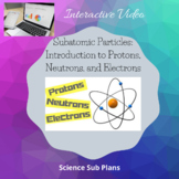 Subatomic Particles- Introduction to protons, neutrons, an