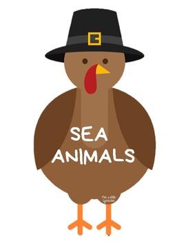 FREEBIE: Subcategory Turkeys: Animals