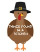 FREEBIE: Subcategory Turkeys: Rooms in the House
