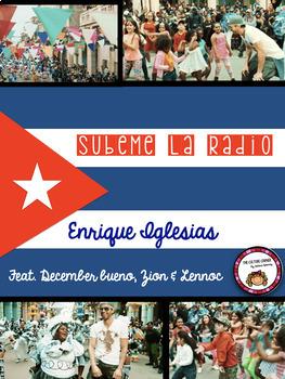 Subeme la Radio- Enrique Iglesias song
