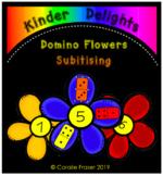 Subitising Domino Flowers