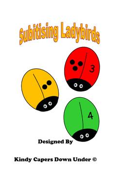 Subitising Ladybirds