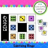Subitising / Subitizing Bingo
