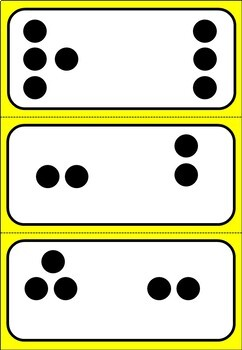 Subitising / Subitizing Cards - Practice and/or Assessment