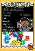 Subitising Worksheets
