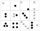 Subitizar con círculos hasta 10