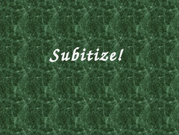 Subitize - 2 Tens Frames (Add 2 numbers between 1-10)