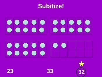 Subitize 30-40