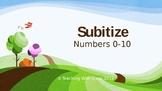 Subitize Numbers 0-10 Presentation