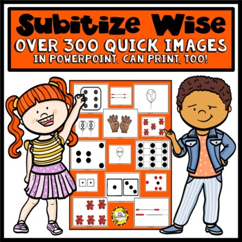 Subitize Wise: Quick Images for Number Talks