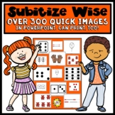 Subitizing Powerpoint: Quick Images for Number Talks