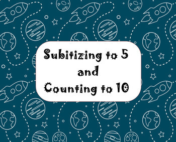 Subitize and Count
