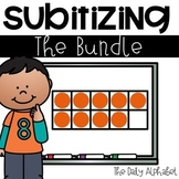 Subitize for Number Sense Bundle | Subitizing