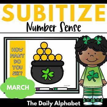 Subitize for Number Sense (March)