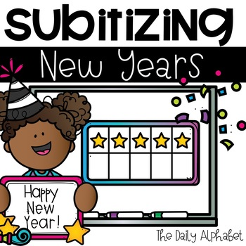 Subitize for Number Sense (New Years)