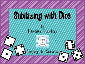 Subitize with Dice