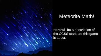 Meteor Math
