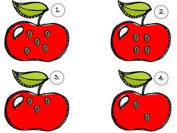 Subitizing Apples