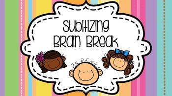 Subitizing Brain Break