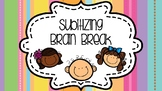 Subitizing Brain Break