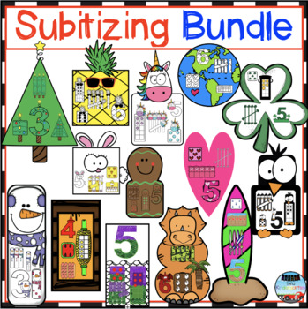 Subitizing MEGA Bundle
