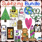 Subitizing MEGA Bundle #1