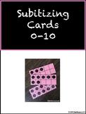 Subitizing Cards 0-10