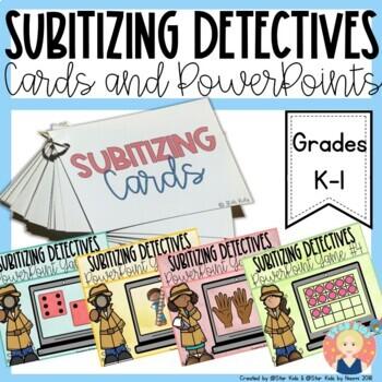 Subitizing Cards {FREEBIE}