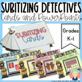 Subitizing Cards {FREEBIE}