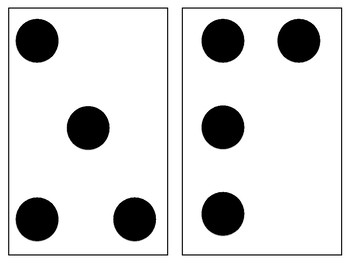 Subitizing Cards - Number Sense Cards