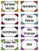 Subitizing Cards to 10 - Small Set